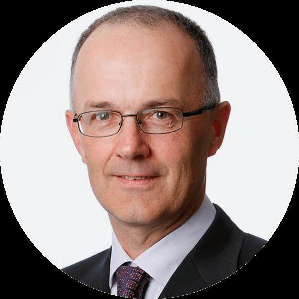 Liam Ryan, SAP Chairman