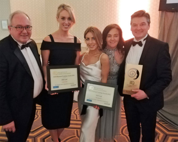 FIT wins award for Best Not-for-Profit collaboration