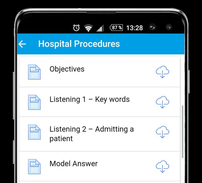 HELP app on Samsung GalaxyS10