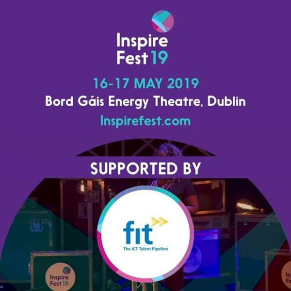 Inspire Fest 19 supported by FIT