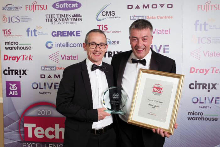 FIT CEO Named Person of the Year at Tech Excellence Awards