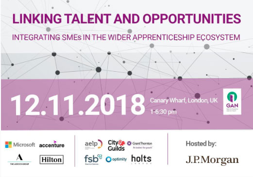 Linking Talent and Opportunities: Integrating SMEs in the Wider Apprenticeship Ecosystem