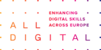 all digital logo