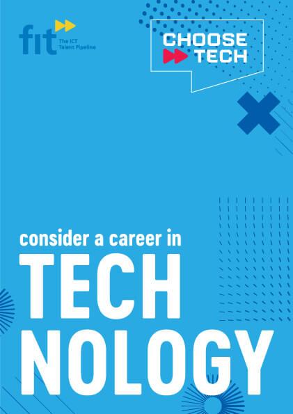 choose tech careers brochure