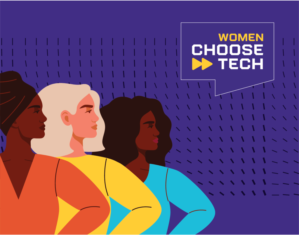 women choose tech apprenticeship