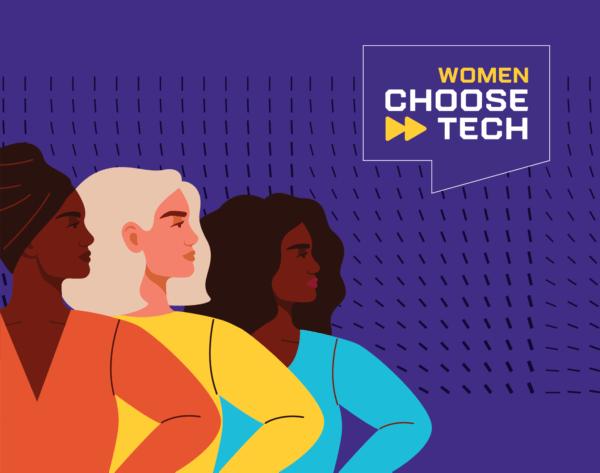 women choose tech apprenticeship